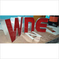 3D LED Channel Letters