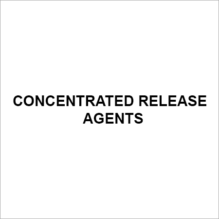 Concentrated Release Agents