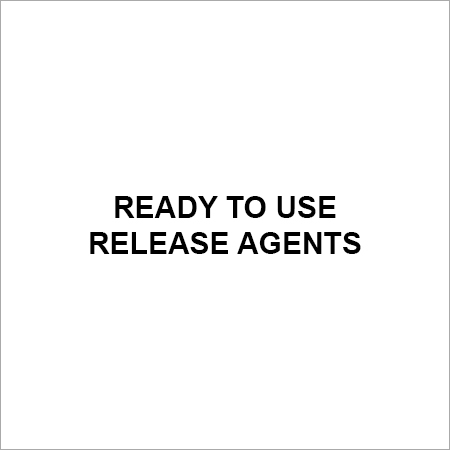 Ready to Use Release Agents