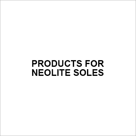 Products for Neolite Soles