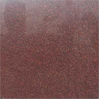 Polish Red Galaxy Granite Slab
