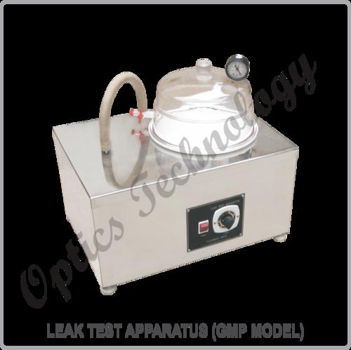 Leak Test Apparatus (GMP Model)