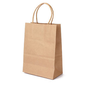 Brown Carry Bags