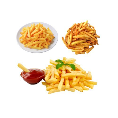 Automatic French Fries & Chips Making Machine