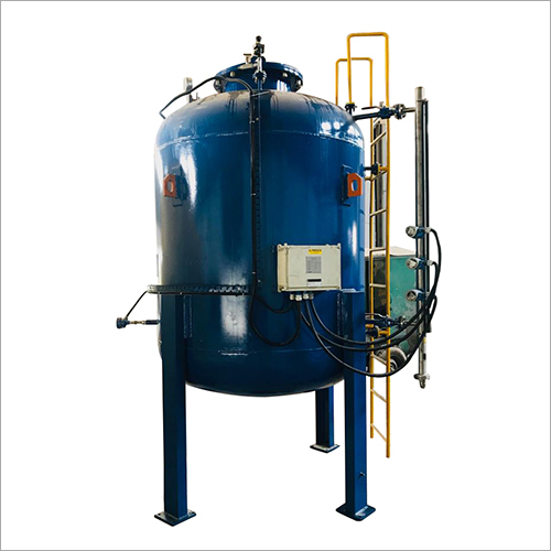High Pressure Steam Tank