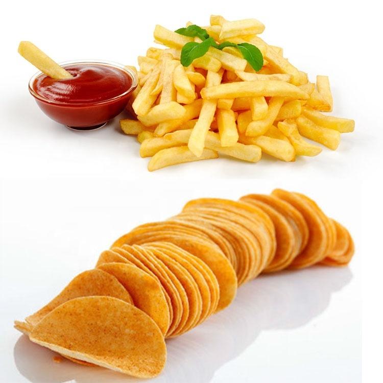 Fully Automatic French Fries & Potato Chips Making Machine