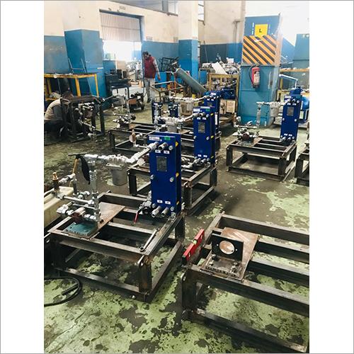 Thin Oil Lubrication Machine