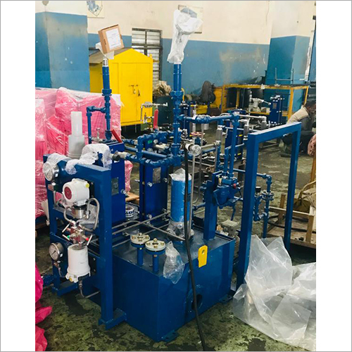 Indutrial Oil Lubrication Machine