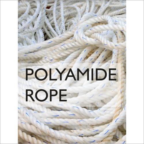 Industrial Polyamide Rope