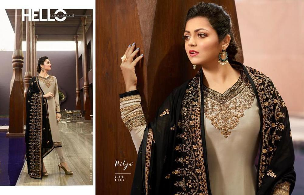 Traditional Silk Suits