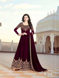 desinger anarkali suit