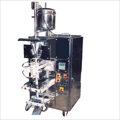 Water Pouch Filling Machine