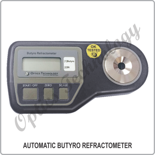 Automatic Butyro Refractometer