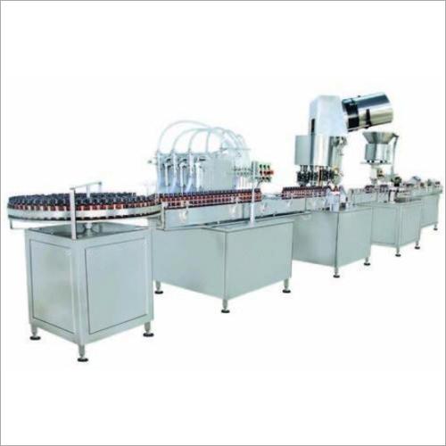 Industrial Filling Machine