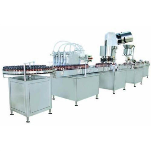 Industrial Filling Machine