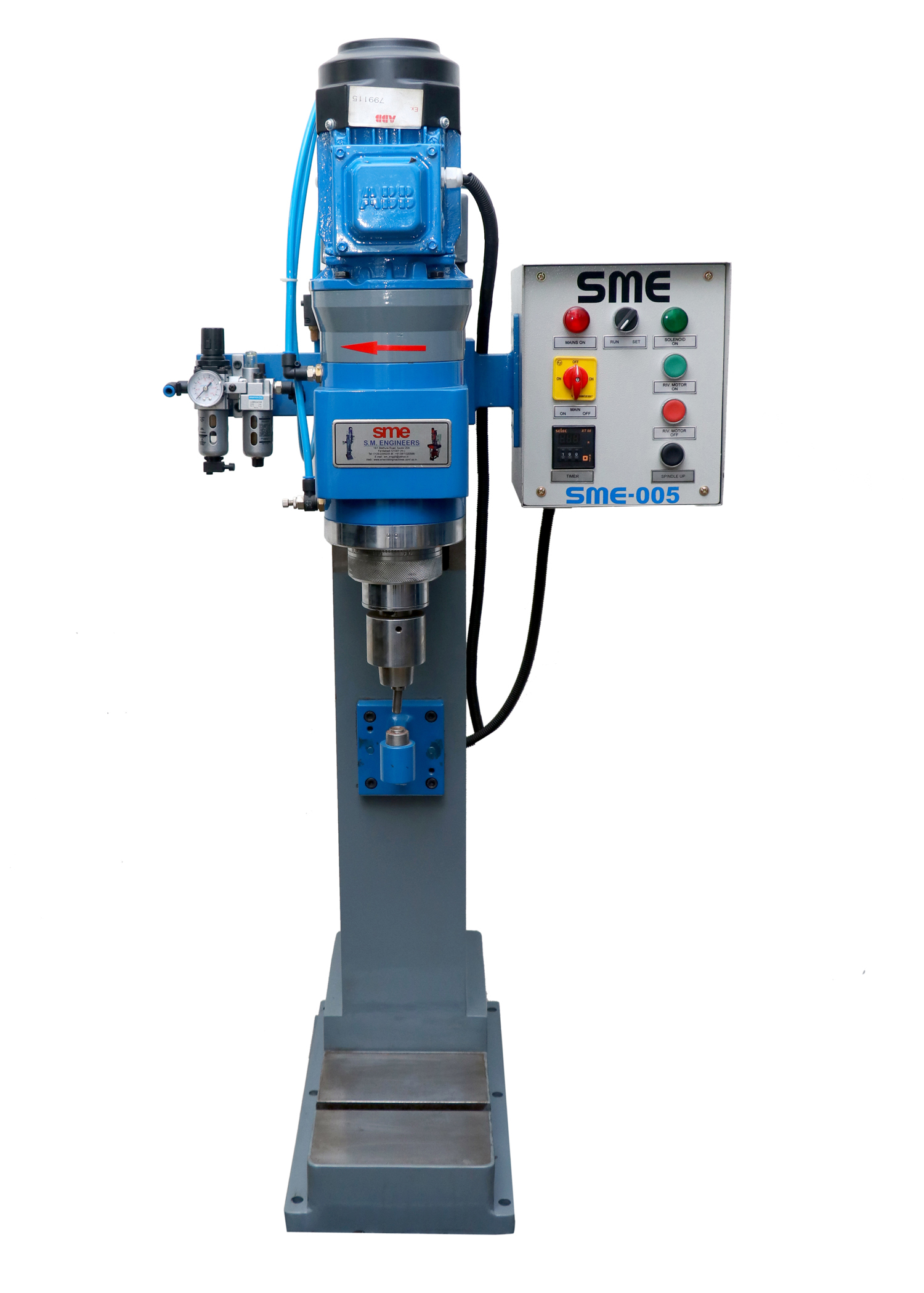 Utensil Riveting Machines
