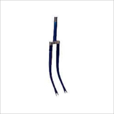 Blue Centre Stand Fork