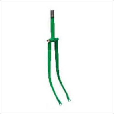 Green Centre Stand Fork