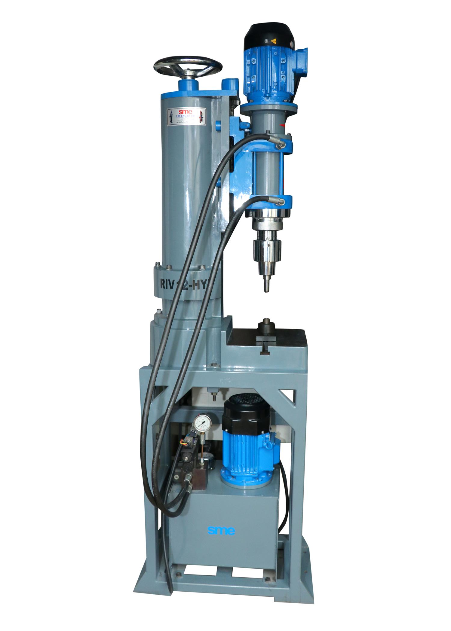 Hydraulic Spin Riveting Machine