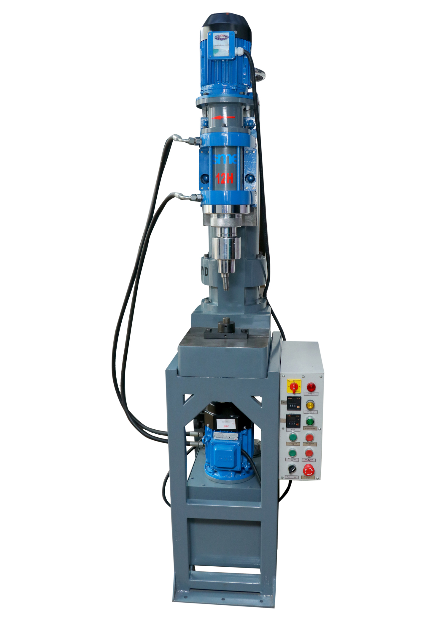Hydraulic Spin Riveting Machine