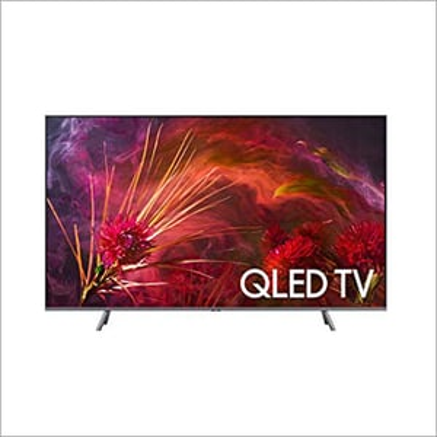 Samsung FLAT QLED 4K UHD 8 Series Smart LED TV