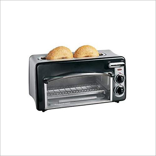Hamilton 2-Slice Toaster And Countertop Oven