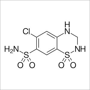 Hydrochlorothiazide Bp/usp