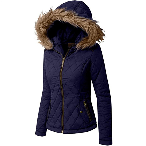Ladies Winter Fur Jacket