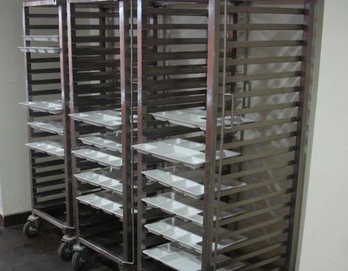Clean Dish Storage Rack