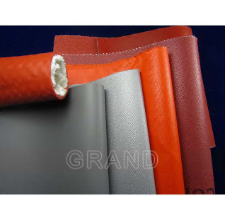 silicone rubber coated fabric