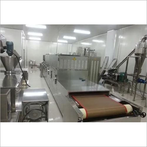 Nut Roasting Sterilizing Machine