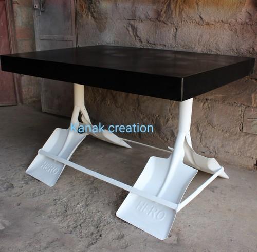 Industrial Wood Table Leg Designs