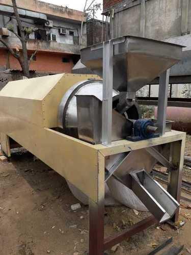Chana Continuous Roaster Machine