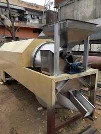 Chana Continuous Roaster Machine