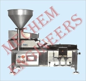 Semi Automatic Tablet Counting Machine