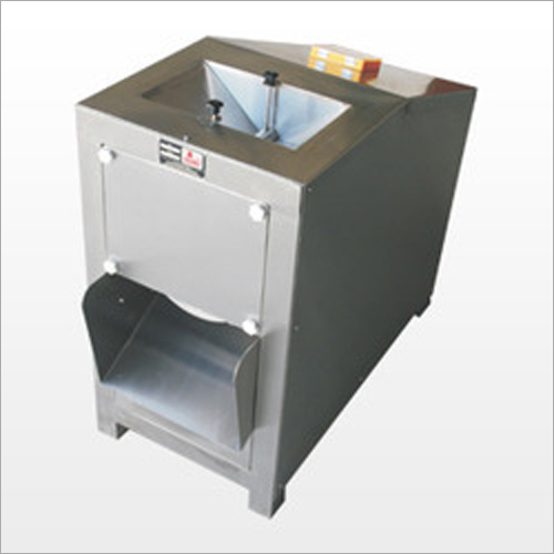 Dry Fruit Cutting Machine