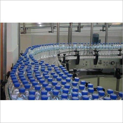 Bottle Belt Conveyor