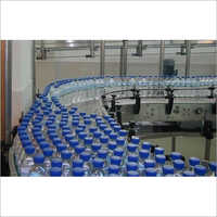 Bottle Belt Conveyor