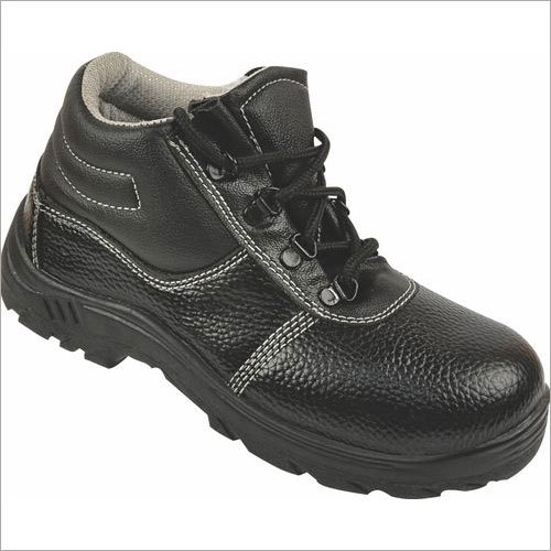 PVC Leather Safety Shoes