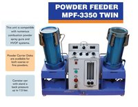 MPF 3350 Twin Powder Feeder