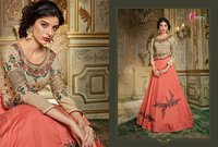 Latest Party Wear Heavy Designer Suits