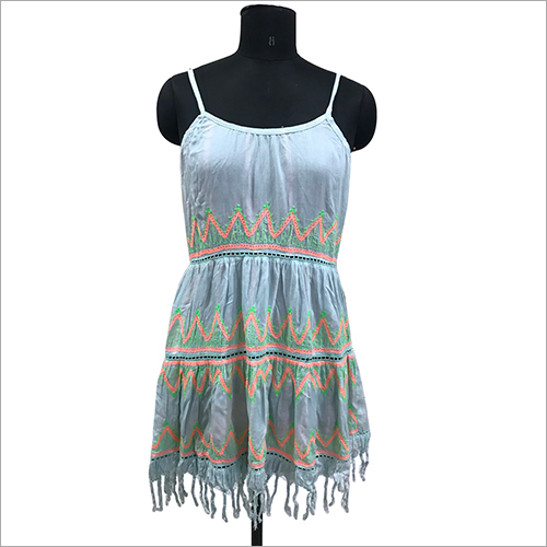Ladies Beach Short Dress