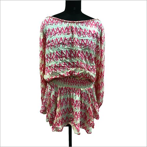 Ladies Modal Short Dress