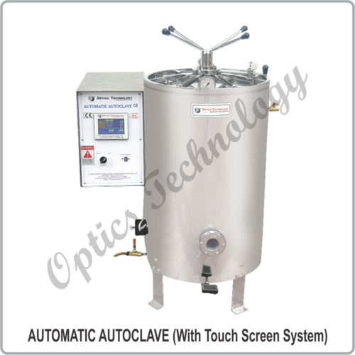 AUTOMATIC AUTOCLAVE (With Touch Screen System)