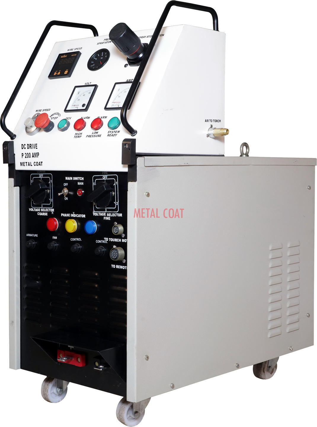 Zinc Spray System for Tube Mill