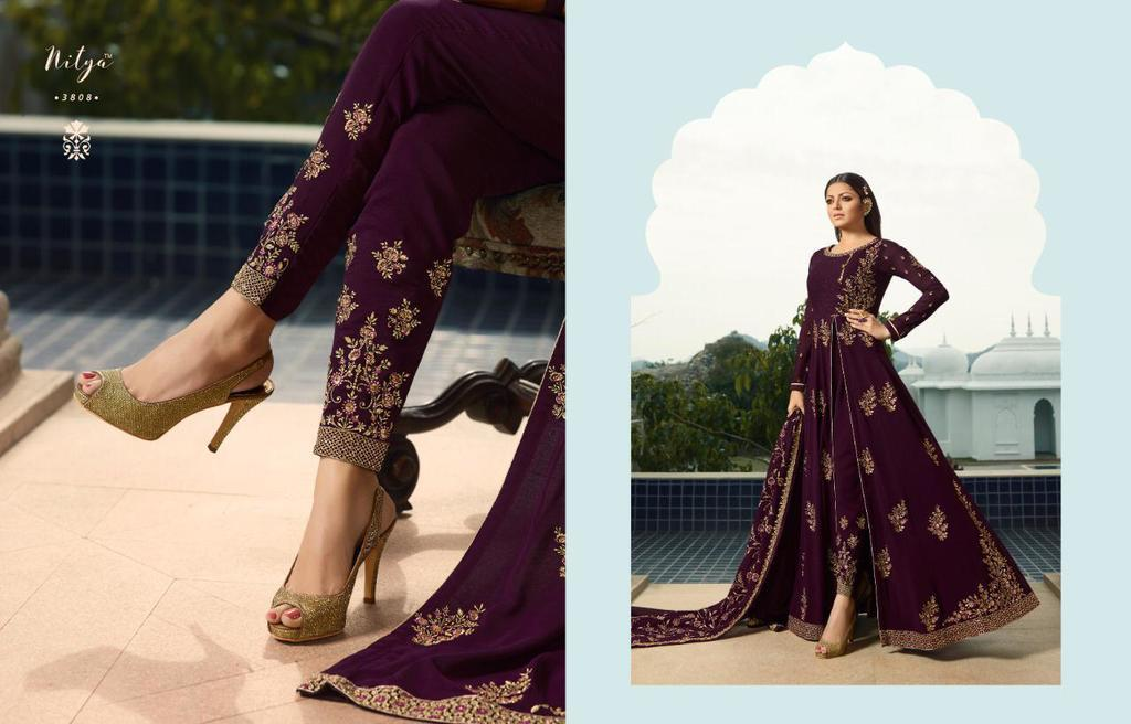 Pakistani Designer Salwar Suits