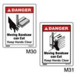 Tamper Proof Safety Labels