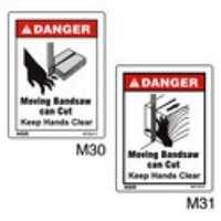 Tamper Proof Safety Labels