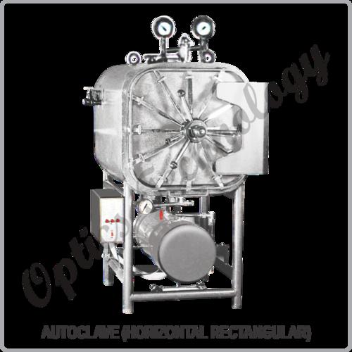 Autoclave (HORIZONTAL RECTANGULAR)