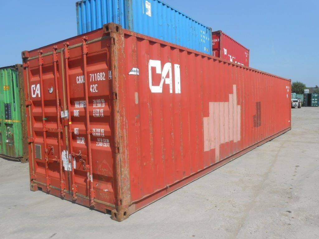 40ft Used Shipping Container